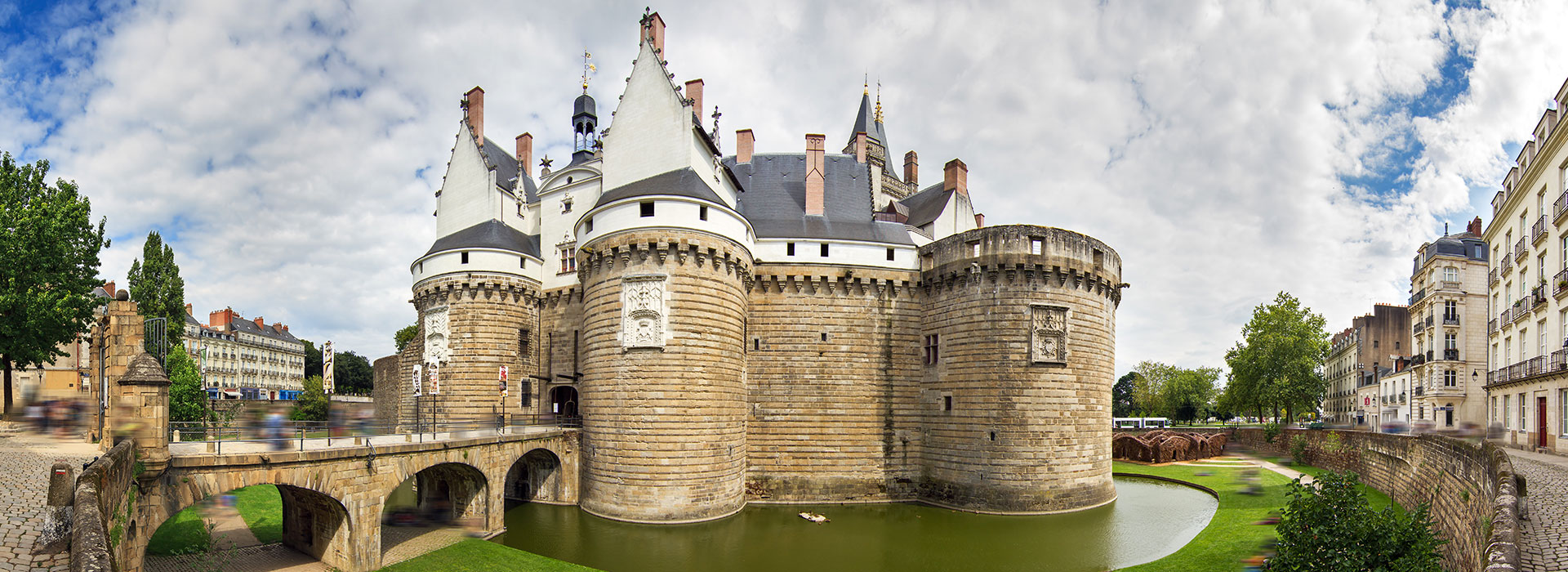Nantes, une ville d'art et d'histoire