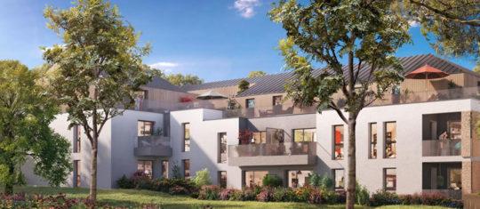 Investir dans l'immobilier neuf à Nantes